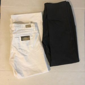 NWT - 2 for 1 Paige Jeans